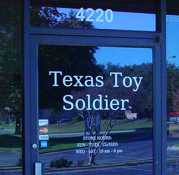 Texas Toy Soldier